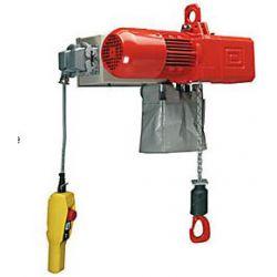 Palan électrique à chaîne 66/04 AKS fixe à oeillets Hadef à partir de :