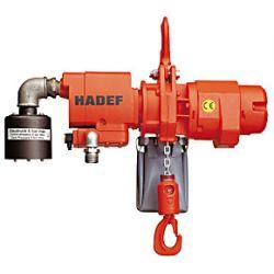 Palan pneumatique 70/06 AP Hadef à partir de :