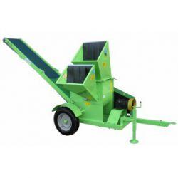 Broyeur - T/5 avec prise force tracteur et bande transporteuse peruzzo