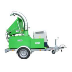 Broyeur - TB300 Diesel Insonoriser Peruzzo